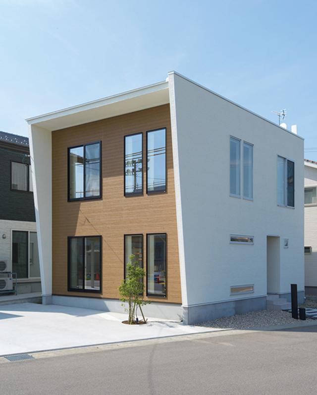 開放的で明るいスタイリッシュな空間美 1000万円台で叶えた性能・デザイン