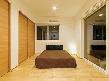 デザイン住宅の施工事例