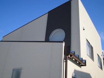 階段が空間デザインする家
