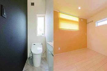 トイレ・子供部屋